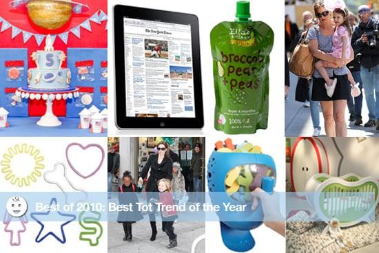 Kid Trends of 2010