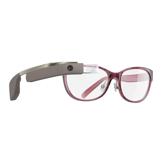 Google Glass DVF Collection