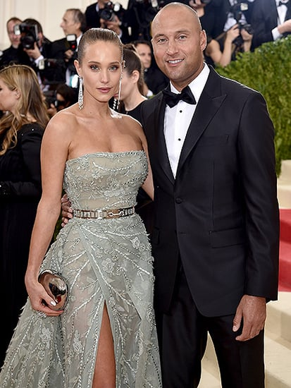 Mr. and Mrs. November: Derek Jeter Marries Hannah Davis
