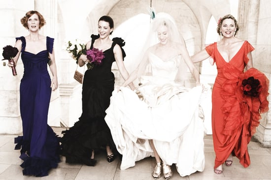Always a Bridesmaid: The Best Onscreen Wedding Parties