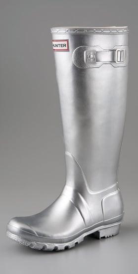 Hunter Silver Wellington Boot: Love It or Hate It?
