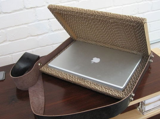 Renew, Reuse, Recycle Laptop Case