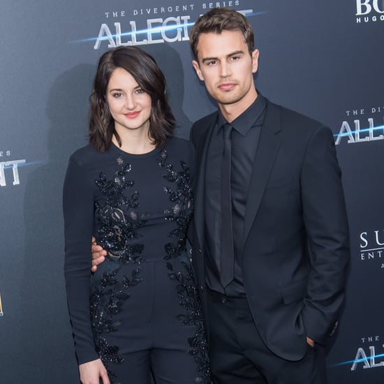 Celebrities at Allegiant NYC Premiere 2016 | Pictures