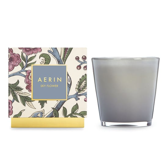 Aerin Sky Flower Candle Review