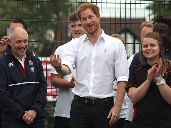 Prince Harry Receives Marriage Proposal from Young Fan - See His Perfect Response!