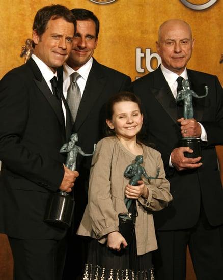 2007 SAG Awards: The Winners