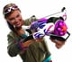 Nerf Rebelle With Mission Central App Cradle