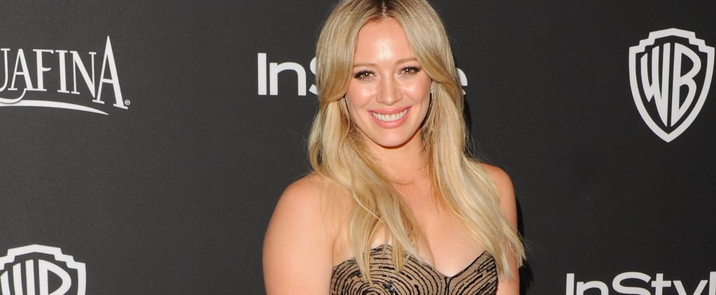 "Hilary Duff Admits She Sometimes ""Struggles"" With Her Weight — Do You?"