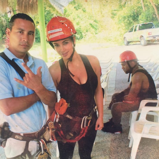 Kanye West Finally Weighs In on That Sad Zip-Lining Photo