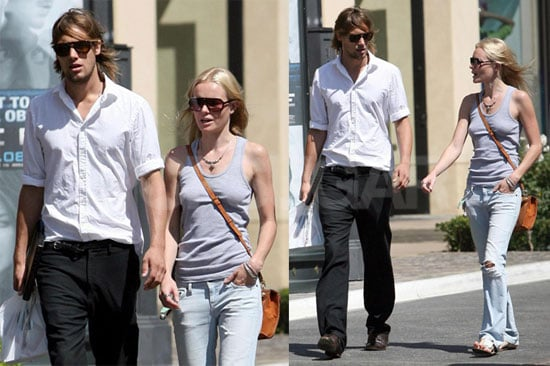 Photos of Kate Bosworth and James Rousseau Shopping in LA 2008-09-03 17:00:09