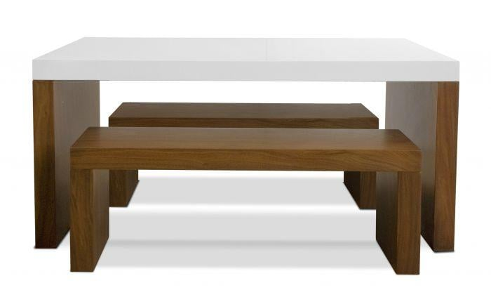 Jennifer Delonge Alexander Table and Bench