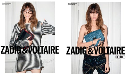 Add Zadig & Voltaire To the List of Brands Hiring Terry Richardson