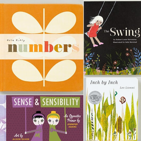 11 Beautiful Board Books For Design-Wise Babes