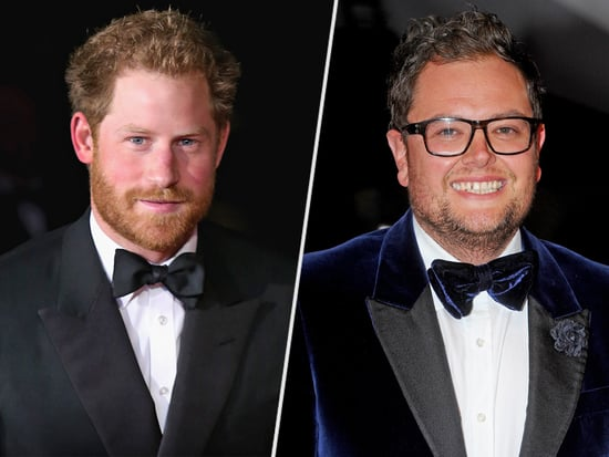 What It's Like to Go 'Rolling Around on the Floor' with Prince Harry at a Club (It Happened to British Host Alan Carr!)