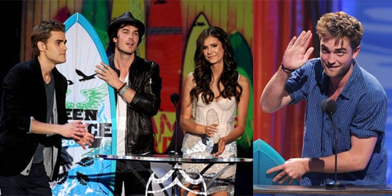 Full List of Winners For the 2010 Teen Choice Awards 2010-08-08 21:50:55
