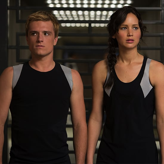 Catching Fire Movie Review   Video