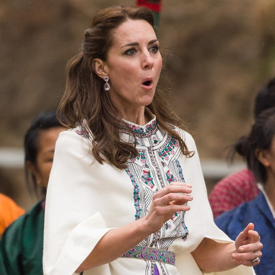 Kate Middleton Being a Normal Person
