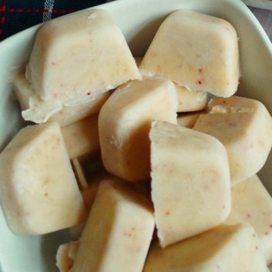 Frozen Apple Dog Treat Recipe