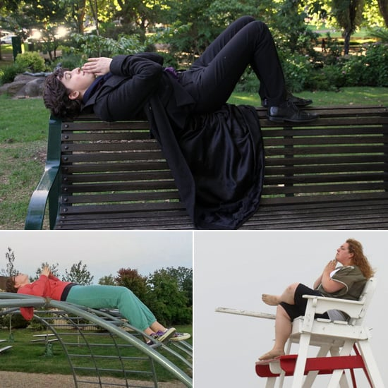 Sherlocking Is Like Planking, but Better — Submit Your Photos!
