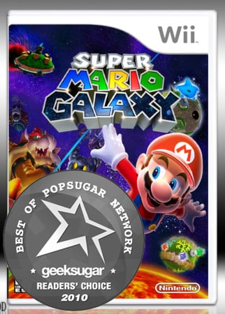 Best of 2010: Super Mario Galaxy 2