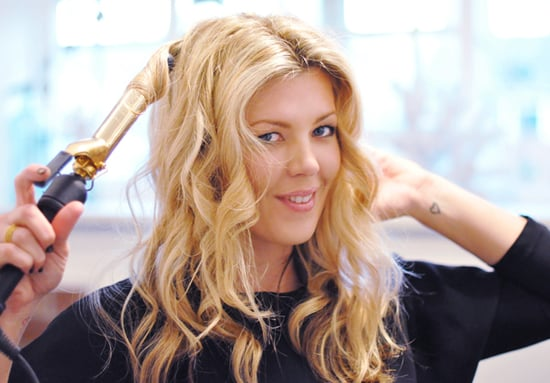 How to Treat a Curling Iron Burn