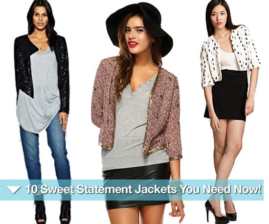 10 Statement Jackets For Fall