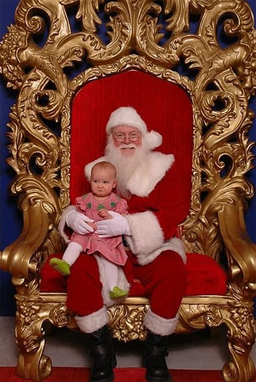Sugarbabies: First Time on Santa's Lap
