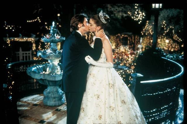 The Princess Diaries | The Best Movie Kisses of All Time ...