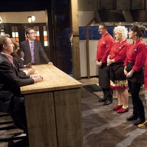 Alex Guarnaschelli and Ted Allen Dish on Chopped All-Stars