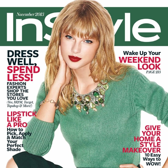 Celebrity Interview: Taylor Swift On Love, Jealousy; InStyle