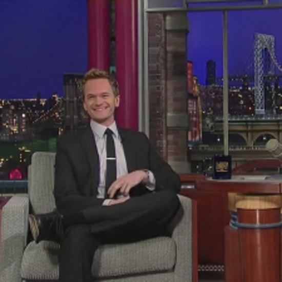 Neil Patrick Harris Shares Video of Son Playing Drums