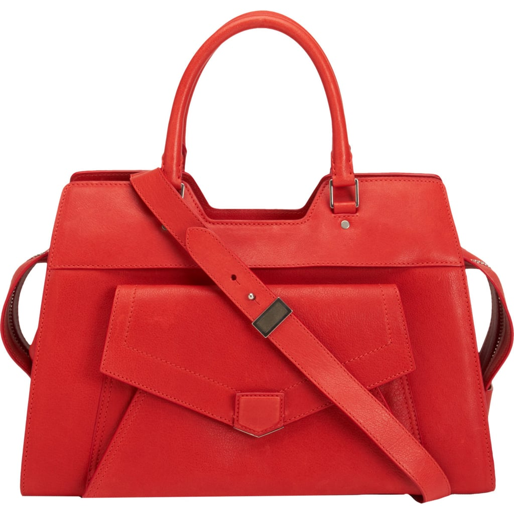 Proenza Schouler PS13 Small Buffalo Leather Bag ($2,250)