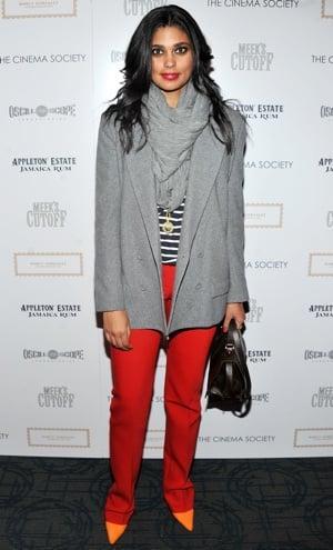 Photos of Rachel Roy at Meek's Cutoff Screening in NYC