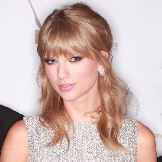 Taylor Swift Bangs Hairstyles