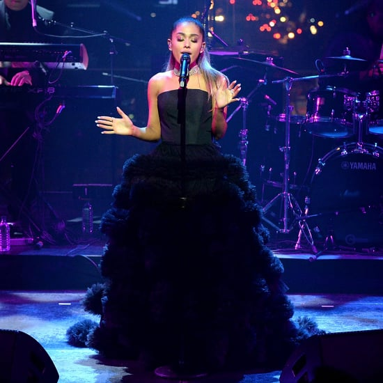 Ariana Grande's Dress at the Time 100 Gala 2016