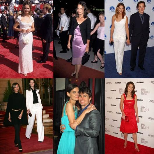 Katie Holmes: A Fashion Metamorphosis