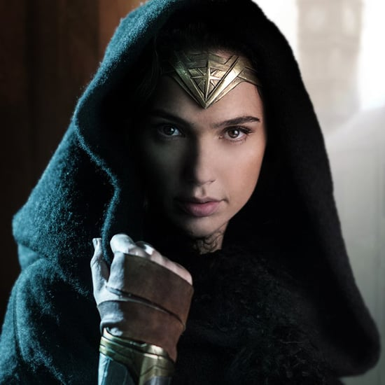 Gal Gadot Tweets a Picture From the Wonder Woman Set