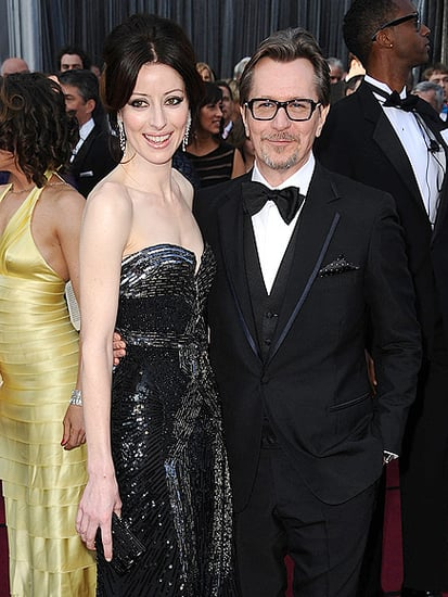 Gary Oldman and Alexandra Edenborough to Divorce