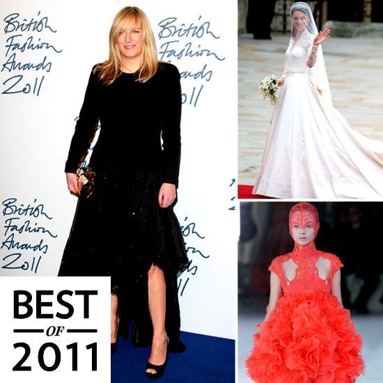 Sarah Burton Is the Best Designer of 2011