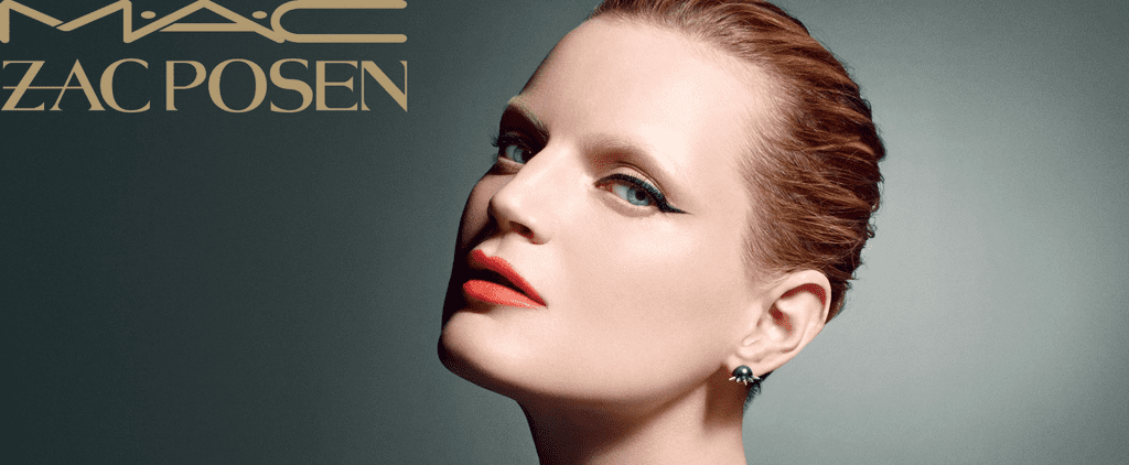 See Every Product in Zac Posen's Gorgeous MAC Collaboration
