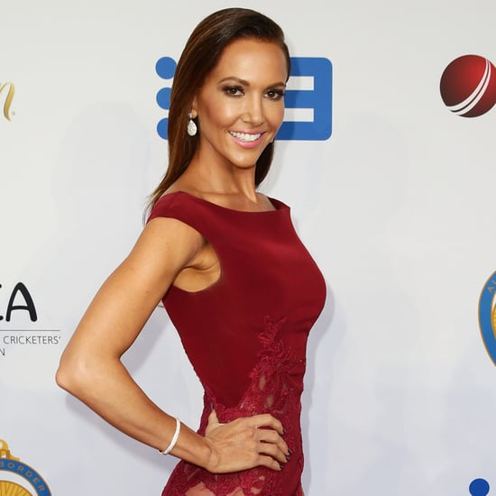 WAGs Dresses on Red Carpet at 2015 Allan Border Medal