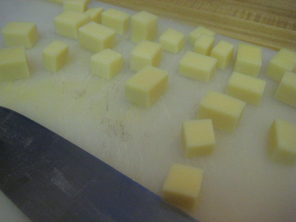 Ham and Cheese Thumbprints