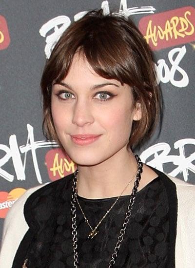 February 2008: Brit Awards