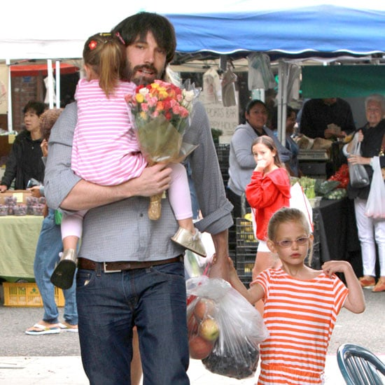 Celebrities and Their Children Pictures October 24, 2011