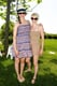 Emmy Rossum feted Fourth of July with Julie Macklowe at her family's Hamptons bash.