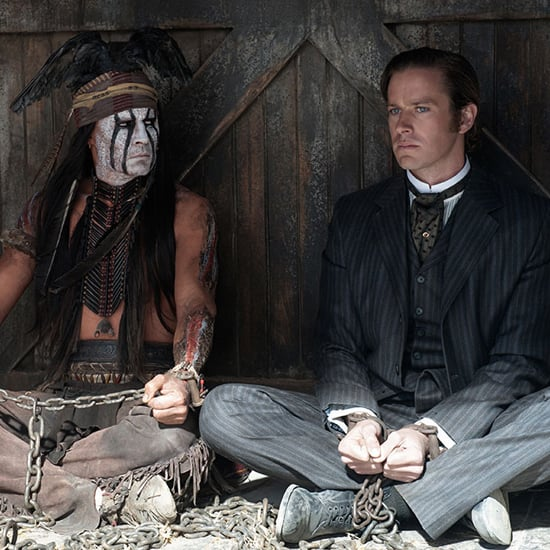 Movie Review: The Lone Ranger
