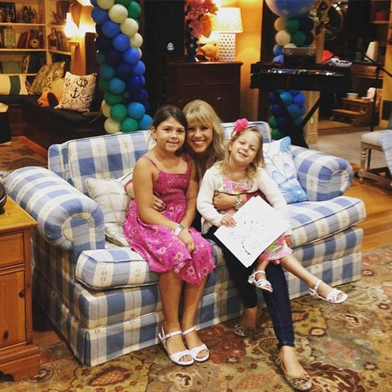 Jodie Sweetin Cute Family Pictures