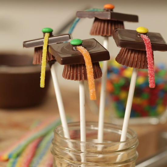 How to Make Candy Graduation Caps