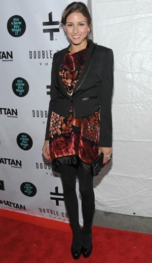 Photo of Olivia Palermo at Eric Daman's You Know You Want It Book Party in NYC