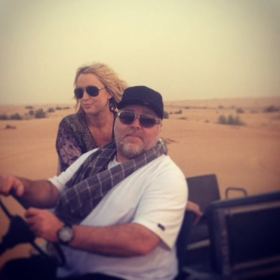Kyle Sandilands And Jackie O Henderson Photos In Dubai